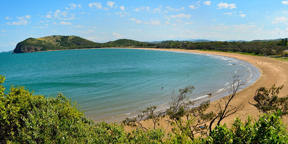 Capricorn Coast (CQ)